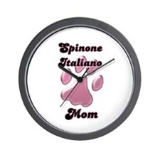 Spinone Mom3 Wall Clock