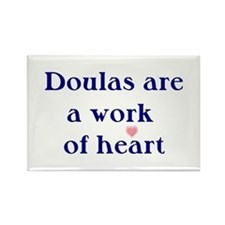 Doula Rectangle Magnet (10 pack)