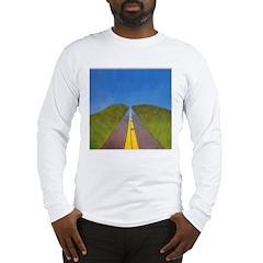 25.highway to heaven. .? Long Sleeve T-Shirt