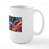 Albuquerque Large Mugs (15 oz)