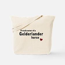 Gelderlander horse Tote Bag