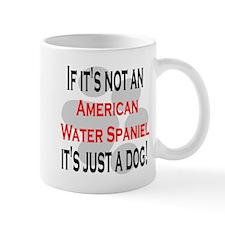 Not American Water Spaniel Mug