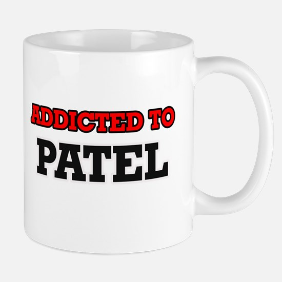 Addicted to Patel Mugs