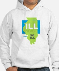 Funny Peoria county Hoodie