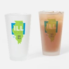 Cool Funny cubs Drinking Glass