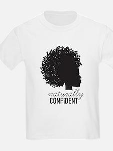 Naturally confiden T-Shirt