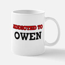 Addicted to Owen Mugs