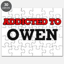 Addicted to Owen Puzzle