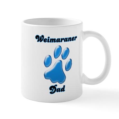 Weimaraner Dad3 Mug