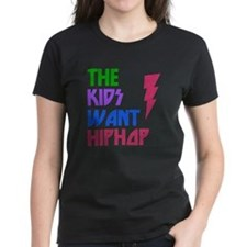 The Kids Want Hip Hop Tee