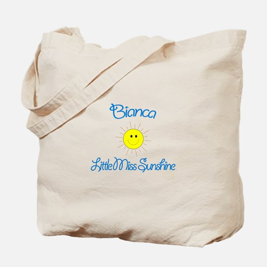 Bianca - Little Miss Sunshine Tote Bag