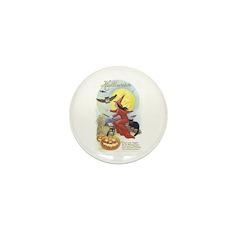 Halloween 47 Mini Button (10 pack)