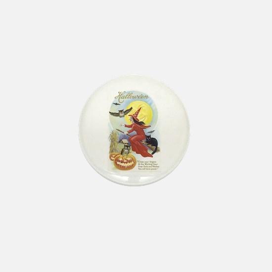 Halloween 47 Mini Button