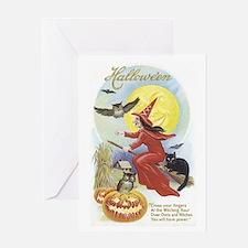 Halloween 47 Greeting Card