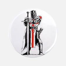 "Templar Knights 3.5"" Button"