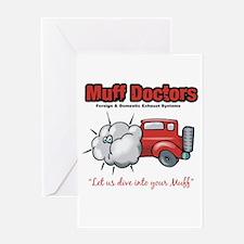 Muff Doctors Greeting Card