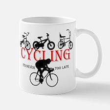 Cycling Cyclists Mug