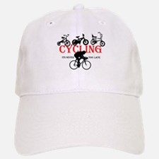 Cycling Cyclists Baseball Baseball Cap