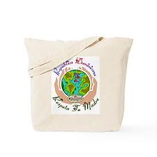 Respect KISKEYA - Mother Earth Tote Bag