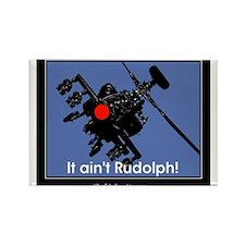 apache black rudolph II Magnets