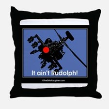 Cute Military christmas Throw Pillow