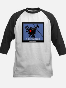 apache black rudolph II Baseball Jersey
