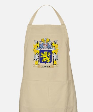 Darrell Coat of Arms - Family Crest Light Apron
