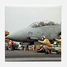 F14B Tomcat Tile Coaster
