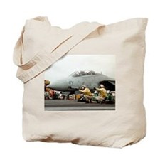 F14B Tomcat Tote Bag