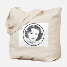 1930s Portrait Tote Bag