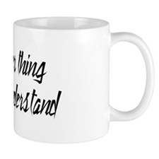 It's a Haflinger Thing Mug