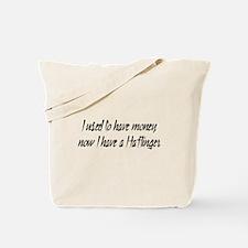 Money or Haflinger Tote Bag