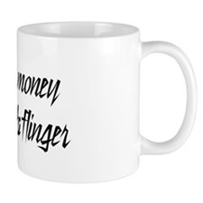 Money or Haflinger Small Mug
