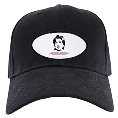 Hillary Clinton Quotes Baseball Hat