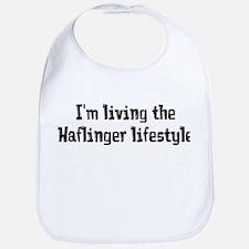the Haflinger Lifestyle Bib