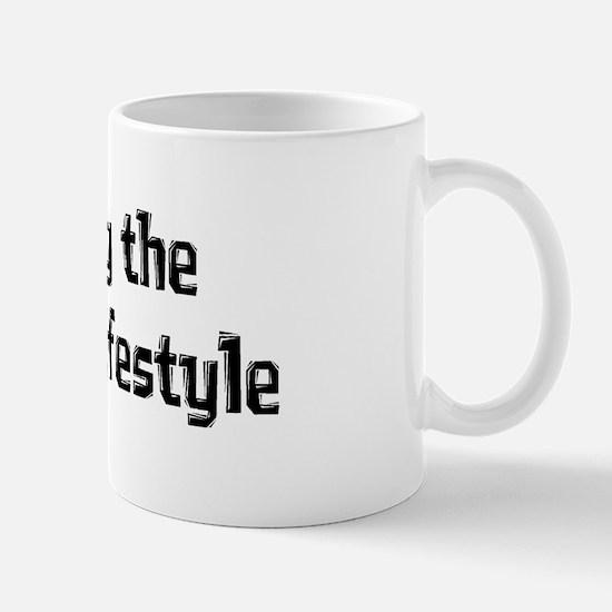 the Haflinger Lifestyle Mug
