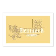Gothic lion Postcards (Package of 8)