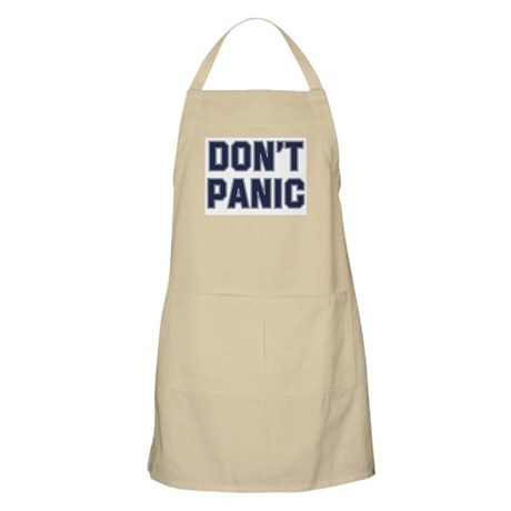Don't Panic BBQ Apron
