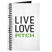 Live Love Pitch Journal