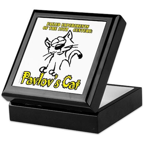 Pavlov's Cat... Keepsake Box