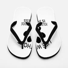 Life Without Polish Lowland Sheepdog Do Flip Flops