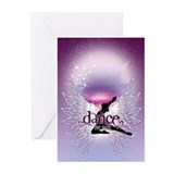 Dance Greeting Cards (20 Pack)