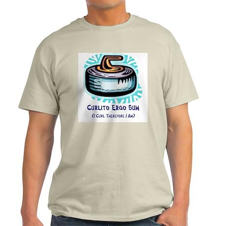 Curlito Ergo Sum T-Shirt