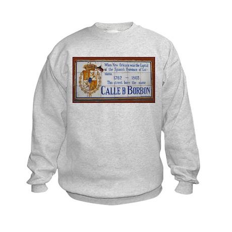Bourbon Street Kids Sweatshirt