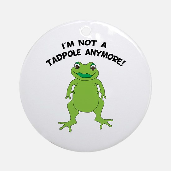 Big Frog Ornament (Round)