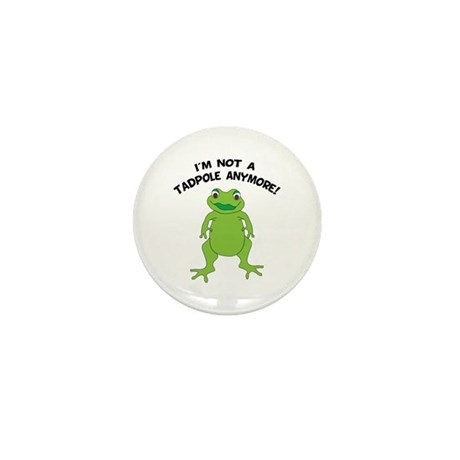 Big Frog Mini Button