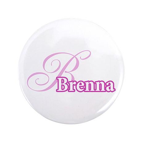 """Brenna 3.5"""" Button"""
