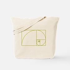 Golden Ratio Tote Bag
