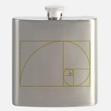 Golden Ratio Flask