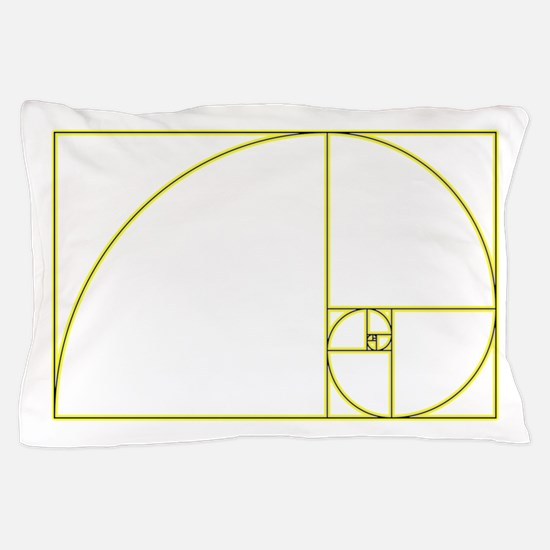 Golden Ratio Pillow Case